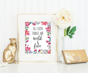 floral, flowers, and inspiration image
