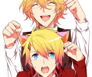 uta no prince sama, neko, and anime image