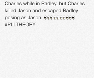 pretty little liars, pll, and pll theory image