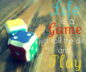 colors, dice, and game image