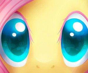 my little pony, MLP, and fluttershy image