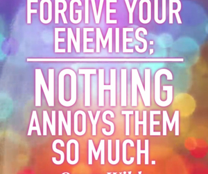 quote, enemies, and forgive image