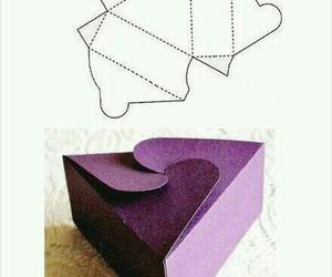 diy, present, and purple image