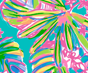 iphone wallpaper, lilly pulitzer, and lilly pulitzer wallpaper image