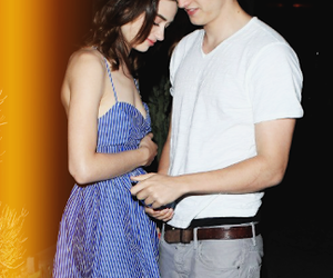 daniel sharman, teen wolf, and crystal reed image