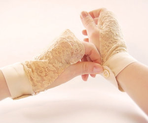 beige, bridal, and fashion image