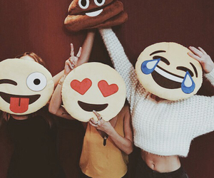 emoji and friends image