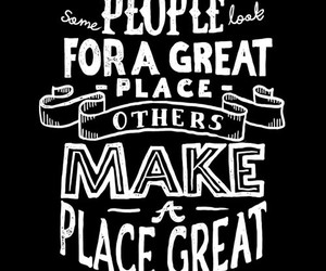 great, make, and place image