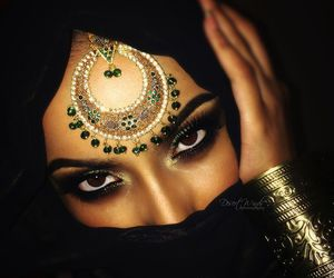 arabic, beautiful, and fashion image