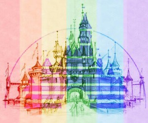 colors, cute, and disney image