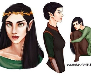 eragon, otp, and eragon and arya image
