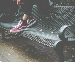 sneakers, street, and style image