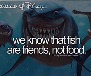 finding nemo, because of disney, and disney image