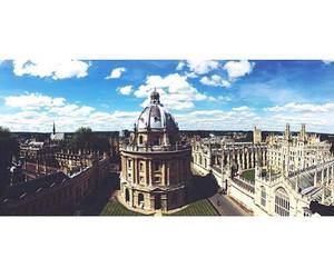 oxford, summer, and uk image