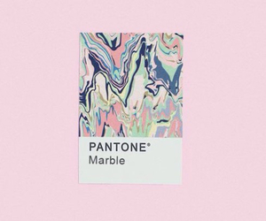 pantone, pink, and marble image