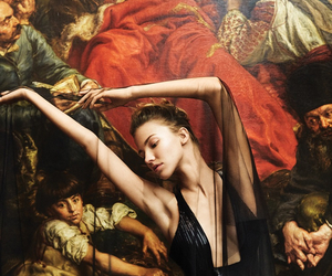 fashion, model, and sasha luss image