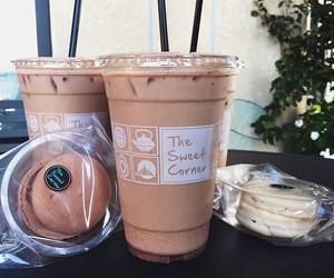 coffee, drinks, and yummy image