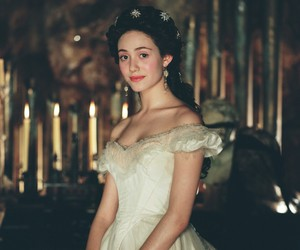 emmy rossum, gown, and musical image