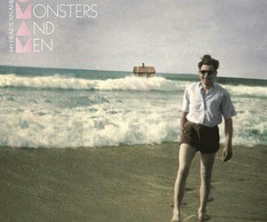 music, of monsters and men, and my head is an animal image