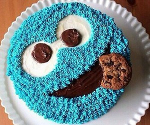 cake, food, and cookie image
