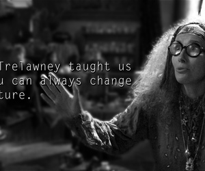 harry potter and sybill trelawney image