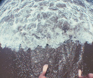 beach, grunge, and pale image