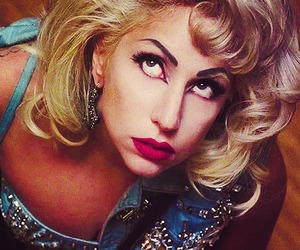 Lady gaga and marry the night image