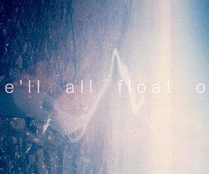 city, float on, and modest mouse image