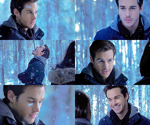 kai parker, the vampire diaries, and chris wood image