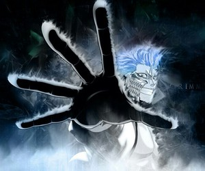 bleach, grimmjow, and anime image