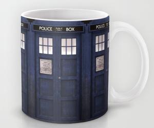 cup, doctor, and mug image