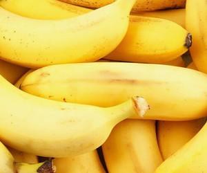 banana, healthy, and boho image