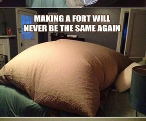fort, diy, and blanket image