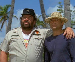 bud spencer, movie, and terence hill image