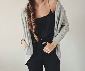 girl, style, and mode image