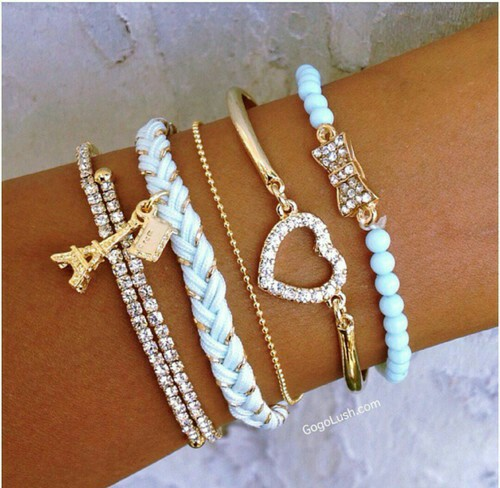 bracelet and fashion image
