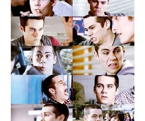 stiles stilinski, teen wolf, and dylan o'brien image