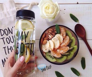 food and my bottle image