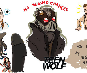 teen wolf, lydia, and season 5 image