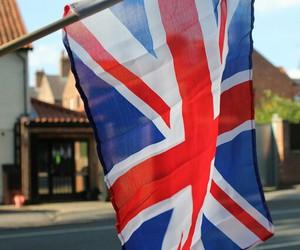 flag, uk, and england image