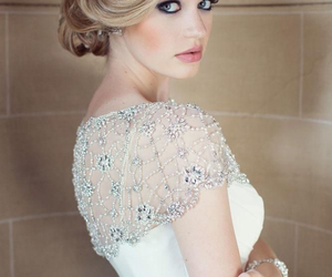 beautiful, bridal, and classic image