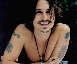 johnny depp, smile, and sexy image