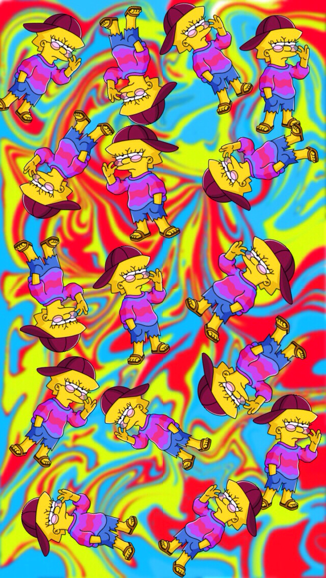 Lisa Simpson Hipster Wallpaper Exclusive Of Sofi S Wallpapers