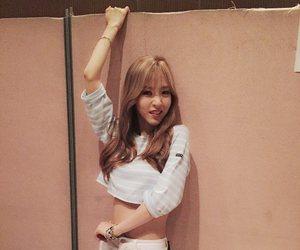 moonbyul and 문별 image