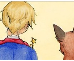 drawings, fox, and tale image