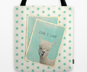 animals, baby blue, and bags image