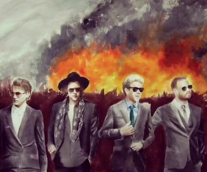 awesome, drawing, and one direction image