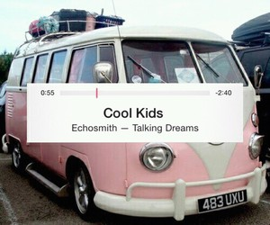 cool kids and music image
