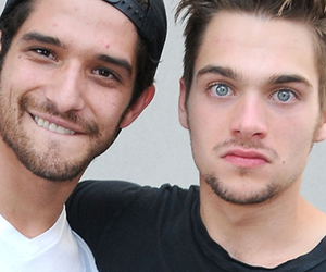 tyler posey, dylan sprayberry, and sciam image