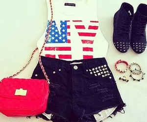 fashion, outfit, and ny image